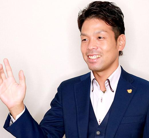 代表:石川翔太